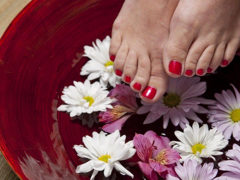 Mobile Fußpflege / Hausbesuche
